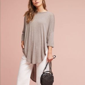 Delettta Shania tunic from Anthropologie